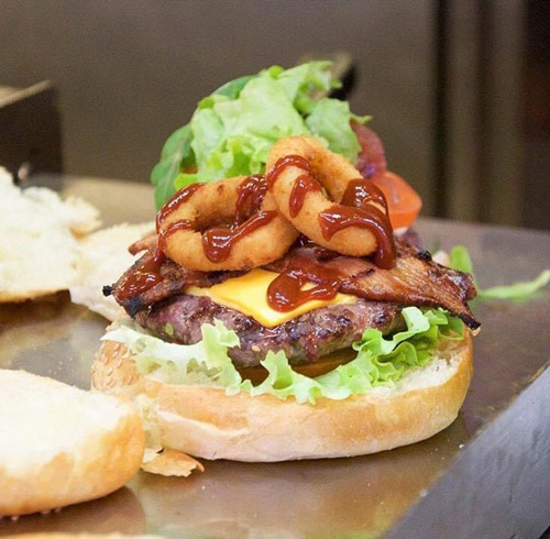 Club Burger Hops